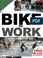 Bike to Work Book Sampler