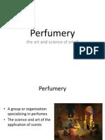 Perfumery 101