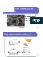 Alternate Path Discovery in the Internet