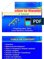 Qiao Wavelet Intro