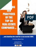 Real Estate SEO Study