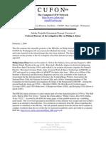 Philip Klass Report