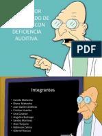 Traductor Sistematizado de Personas Con Deficiencia Auditiva Grupos 8