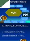 L'entraînement en football