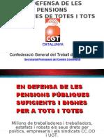 En defensa de pensions públiques