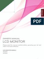 LG W2486 Monitor