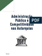 ADMINISTRAÇÃO PÚBLICA a.pI