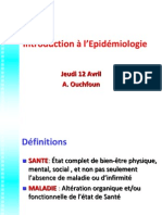 Introduction en epidemiologie modifié par zaki