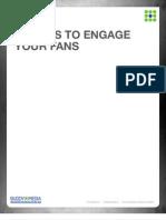 Top Ten Ways to Engage People on Facebook