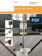 Probing Systems for CNC Machine Tools Technical Specifications