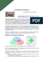 2 Sustainable Development Wikipedia