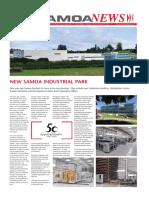 Samoa News e Web