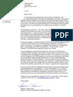 Hauser (IOM) GWI CDMRP Letter to Senate Approp. Cmte. Chair Senator Dan Inouye (D-HI)