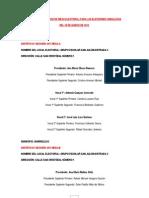 Sorteo de Miembros de Mesa Electoral Para Las Elecciones Andaluzas