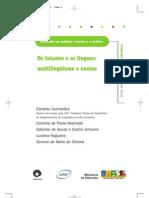 Os falantes e as línguas_ multilinguismo e ensino