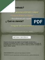 Metodo Cientifico JC GARCIA