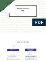 Régime fiscal des fusions