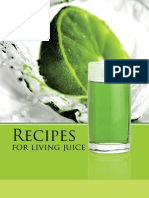 Recipes for Living Juice