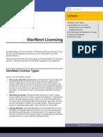 StorNextLicensing