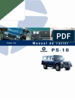 791044 01E Manual de Taller PS10 KAKI Spain
