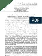 LICENCIAMENTO AMBIENTAL EM JARDIM DO SERIDÓ EXEMPLO DE INOPERÂNCIA
