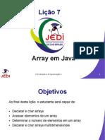 Array Java