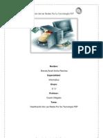 Resumen 3 Clasificacion de Las Redes Por Tu Tecnologia P2P