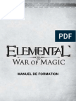 Manuel Elemental War of Magics