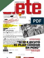Semanario Siete- Edición 16