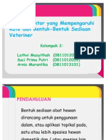Tgs Kelompok 2 Farmasi Veteriner