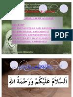 Matlamat Mesej Dalam Quran