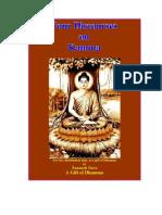 Four Discourses on Kamma