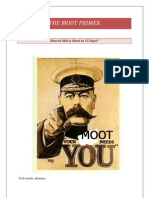 The Moot Primer