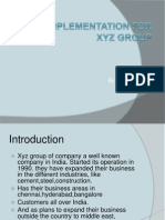 Xyz Presentation