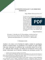 González Galván - 1999 - Los paradigmas constitucionales y los derechos ind