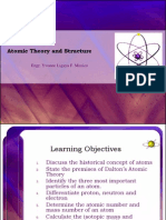 Chapter 5 - Atomic Theory and Structure (for Entry)
