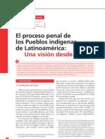 Jiménez Fortea - 2007 - El proceso penal de los Pueblos indígenas de Latin