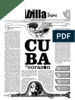 La Jiribilla de Papel, nº 001, junio 2003