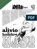 La Jiribilla de Papel, nº 005, agosto 2003