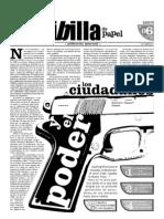 La Jiribilla de Papel, nº 006, agosto 2003