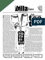 La Jiribilla de Papel, nº 009, octubre 2003