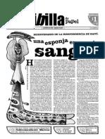 La Jiribilla de Papel, nº 011, noviembre 2003