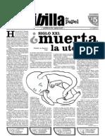 La Jiribilla de Papel, nº 015, diciembre 2003