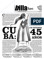 La Jiribilla de Papel, nº 020, marzo 2004