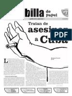 La Jiribilla de Papel, nº 027, junio 2004