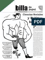La Jiribilla de Papel, nº 031, agosto 2004