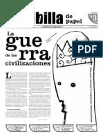 La Jiribilla de Papel, nº 043, marzo 2005