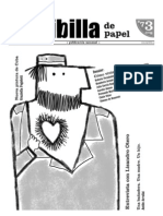 La Jiribilla de Papel, nº 073, enero 2008