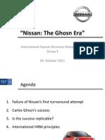 Nissan Group 3