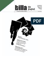 La Jiribilla de Papel, nº 086, marzo-abril 2010